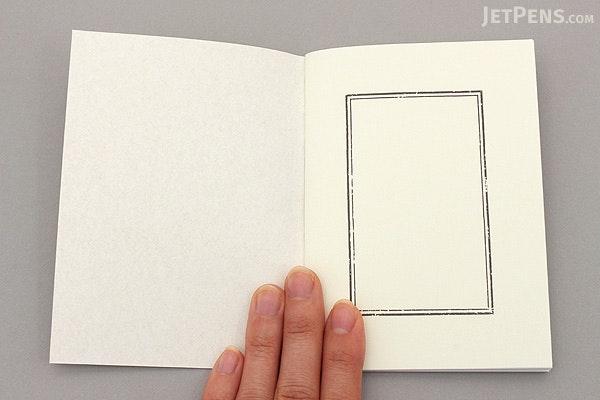 Traveler's Notebook Refill 008 - Passport Size - Sketch Paper - TRAVELER'S 14372006