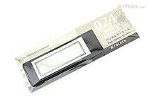 Traveler's Notebook Accessories 024 - Pen Holder Sticker - Black - TRAVELER'S 82262006