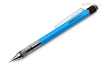 Tombow Mono Graph Shaker Mechanical Pencil - 0.5 mm - Neon Blue - TOMBOW DPA-134B