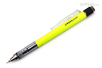Tombow Mono Graph Shaker Mechanical Pencil - 0.5 mm - Neon Yellow - TOMBOW DPA-134C