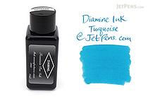 Diamine Turquoise Ink - 30 ml Bottle - DIAMINE INK 3003