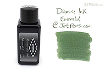 Diamine Emerald Ink - 30 ml Bottle - DIAMINE INK 3004
