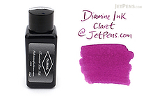 Diamine Claret Ink - 30 ml Bottle - DIAMINE INK 3006