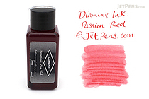 Diamine Passion Red Ink - 30 ml Bottle - DIAMINE INK 3028