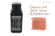 Diamine Burnt Sienna Ink - 30 ml Bottle - DIAMINE INK 3047