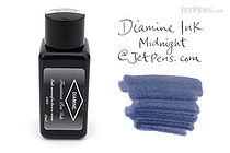 Diamine Midnight Ink - 30 ml Bottle - DIAMINE INK 3063