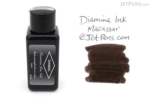 Diamine Macassar Ink - 30 ml Bottle - DIAMINE INK 3082