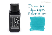 Diamine Aqua Lagoon Ink - 30 ml Bottle - DIAMINE INK 3092