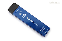 Tombow Mono Graph Lead - 0.5 mm - HB - Blue Case - TOMBOW R5-MGHB41