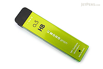 Tombow Mono Graph Lead - 0.5 mm - HB - Lime Case - TOMBOW R5-MGHB51