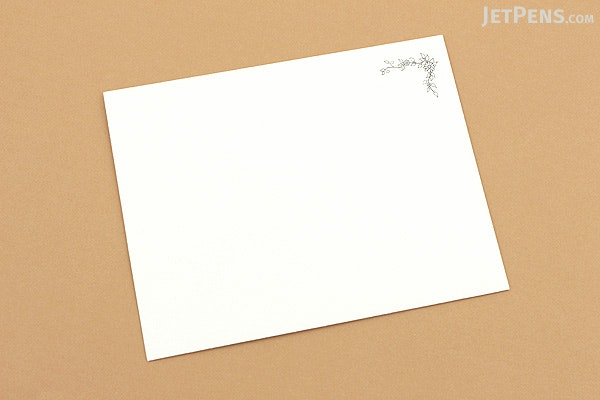 Secret Garden Notecards - Johanna Basford - Box of 12 - LAURENCE KING 9781856699471