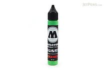 Molotow ONE4ALL Acrylic Paint Marker Refill - 30 ml - Kacao77 Universes Green (222) - MOLOTOW 693.222