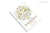 Enchanted Forest Artist's Edition - Johanna Basford - 20 Drawings - LAURENCE KING 9781780677859