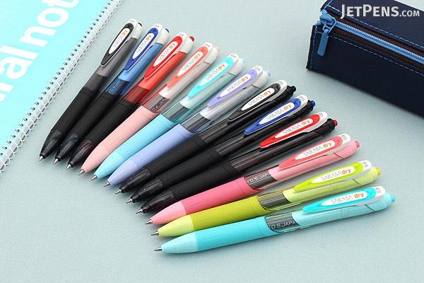 Zebra Sarasa Dry Gel Pen - 0.5 mm - Red - ZEBRA JJ31-R