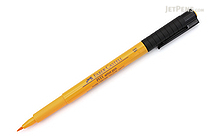 Faber-Castell PITT Artist Pen B Brush - Dark Chrome Yellow 109 - FABER-CASTELL 167409