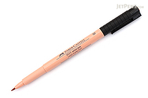 Faber-Castell PITT Artist Pen B Brush - Light Flesh 132 - FABER-CASTELL 167438