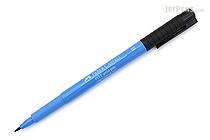 Faber-Castell PITT Artist Pen B Brush - Cobalt Blue 143 - FABER-CASTELL 167443