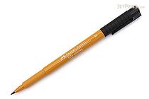 Faber-Castell PITT Artist Pen B Brush - Green Gold 268 - FABER-CASTELL 167468