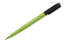 Faber-Castell PITT Artist Pen B Brush - May Green 170 - FABER-CASTELL 167470