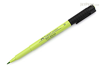 Faber-Castell PITT Artist Pen B Brush - Light Green 171 - FABER-CASTELL 167471
