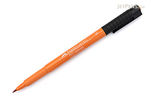 Faber-Castell PITT Artist Pen B Brush - Terracotta 186 - FABER-CASTELL 167486