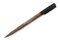 Faber-Castell PITT Artist Pen B Brush - Nougat 178 - FABER-CASTELL 167578