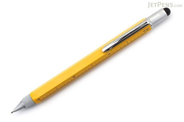 Monteverde Tool Pencil - 0.9 mm - Yellow - MONTEVERDE MV35242