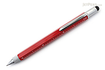 Monteverde Tool Pencil - 0.9 mm - Red - MONTEVERDE MV35253