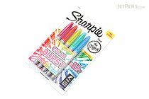 Sharpie Color Burst Permanent Marker - Fine Point - 5 Color Set - SHARPIE 1948352