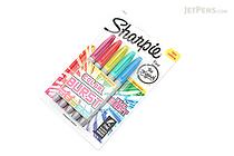 Sharpie Color Burst Permanent Marker - Fine Point - 5 Color Set - SHARPIE 1948352