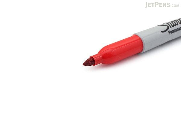 Sharpie Color Burst Permanent Marker - Fine Point - Racey Red - SHARPIE 1948358