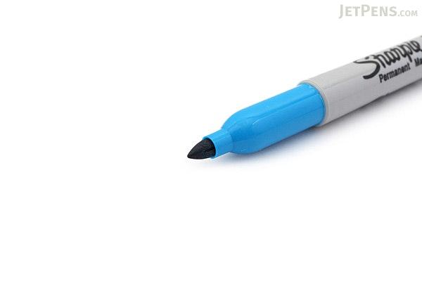 Sharpie Color Burst Permanent Marker - Fine Point - Brilliant Blue - SHARPIE 1948370