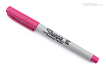 Sharpie Color Burst Permanent Marker - Ultra Fine Point - Power Pink - SHARPIE 1948355