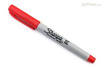 Sharpie Color Burst Permanent Marker - Ultra Fine Point - Racey Red - SHARPIE 1948359