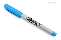 Sharpie Color Burst Permanent Marker - Ultra Fine Point - Brilliant Blue - SHARPIE 1948371