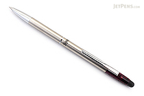 Pilot FriXion Ball Slim Biz Gel Pen - 0.38 mm - Wine Red - Black Ink - PILOT LFBKS-1SUF-WR