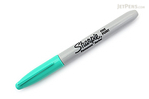 Sharpie Color Burst Permanent Marker - Fine Point - Jetset Jade - SHARPIE 1948366