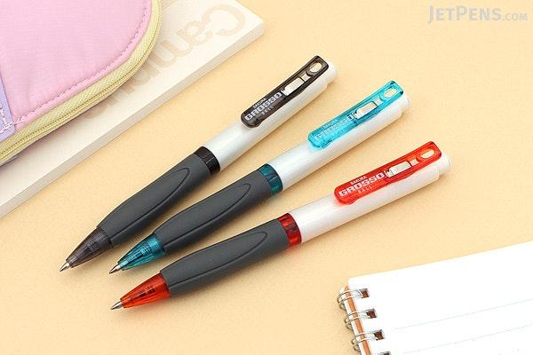 Sakura Grosso Ball Ballpoint Pen - 0.7 mm - Blue - SAKURA NOB100N#36