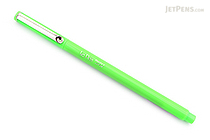 Marvy Le Pen Marker Pen - Fine Point - Fluorescent Green - MARVY 4300_F04