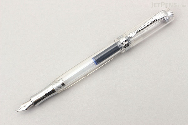 Kaweco Student Fountain Pen - Transparent Clear - Extra Fine Nib - KAWECO 10001187