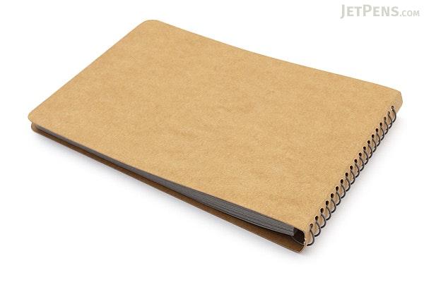 Midori Spiral Ring Notebook - B6 - Elephant - MIDORI 15085-006