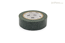 MT Patterns Washi Tape - Sharkskin Matsu (Pine) - 15 mm x 10 m - MT MT01D213Z