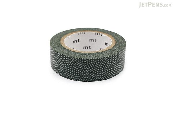 MT Patterns Washi Tape - Sharkskin Matsu (Pine) - 15 mm x 10 m - MT MT01D213Z