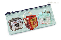 Blue Q Pencil Case - Cameras - BLUE Q QA719