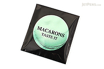 Design Shim Macarons Sticky Notes - Large - Green Apple - DESIGN SHIM OFP-BMA16 GR