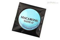Design Shim Macarons Sticky Notes - Large - Aqua Mint - DESIGN SHIM OFP-BMA16 AQ