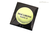 Design Shim Macarons Sticky Notes - Large - Pistachio - DESIGN SHIM OFP-BMA16 PI