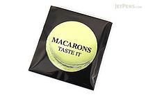 Design Shim Macarons Sticky Notes - Large - Pistachio - DESIGN SHIM OFP-BMA16 PI