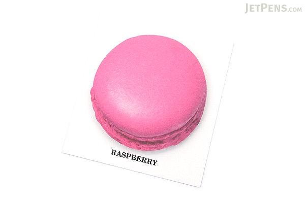 Design Shim Macarons Sticky Notes - Large - Raspberry - DESIGN SHIM OFP-BMA16 RA