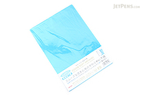 Kyoei Orions Color Soft Shitajiki Writing Board - A4 - Blue - KYOEI CSS-A4-B